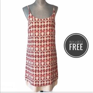 CABI #870 Limited Edition Batik Slip Dress Medium